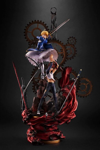 Fate/stay night: Saber The Path 15th Anniversary non Scale PVC Statue