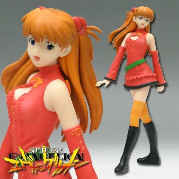 Evangelion 2.0: EX Figure Gothic Holiday Asuka Langley Shikinami
