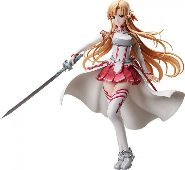 Sword Art Online Alicization - War of Underworld: Asuna Knights of the Blood Ver. 1/4 Scale PVC Stat