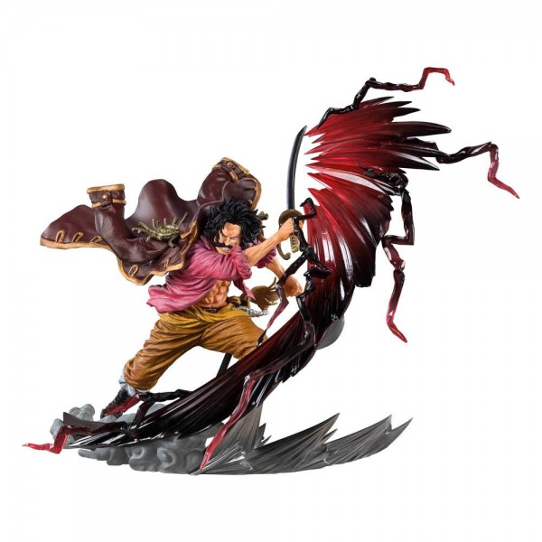 One Piece: Figuarts Zero Gol D. Roger - Kamusari - non Scale PVC Statue