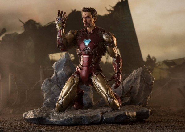 Avengers: Endgame S.H. Figuarts: Iron Man Mk-85 (I Am Iron Man Edition) Actionfigur