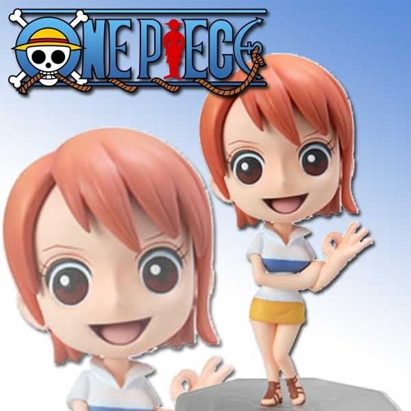 One Piece: P.O.P. Nami PVC Statue
