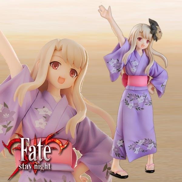 Fate/stay night: Illya Yukata Ver. 1/8 Scale PVC Statue