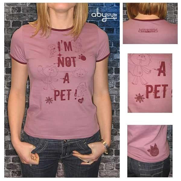 Bleach: T-Shirt I'm Not A Pet Damen