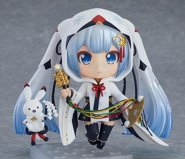 Vocaloid: Nendoroid Snow Miku Crane Priestess Ver.