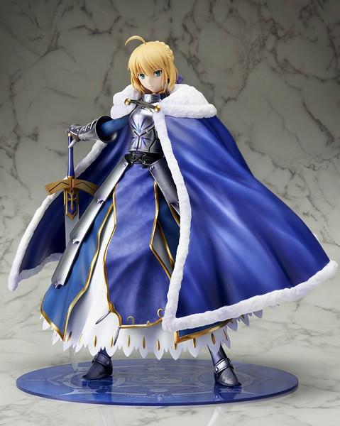 Fate/ Grand Order: Saber Arturia Pendragon Standard Edition 1/7 Scale PVC Statue