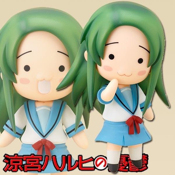 Suzumiya Haruhi: Nendoroid Churuya-san