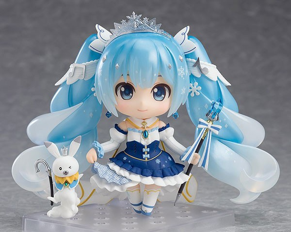 Vocaloid: Nendoroid Snow Miku Snow Princess Ver.