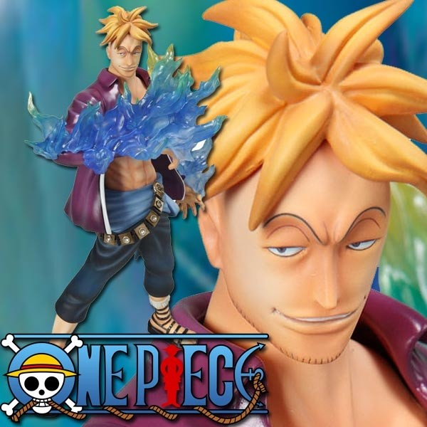 One Piece: P.O.P. Marco the Phoenix 1/8 Scale PVC Statue