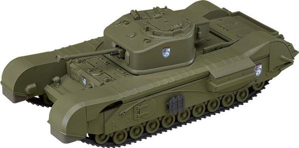 GIRLS und PANZER das Finale: Fahrzeug Churchill Mk. VII Nendoroid More