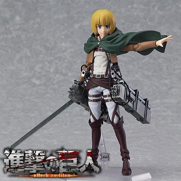 Shingeki no Kyojin: Armin Arlert - Figma