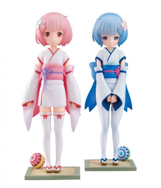 Re:ZERO -Starting Life in Another World: Rem & Ram Osanabi no Omoide 1/7 Scale PVC Statue
