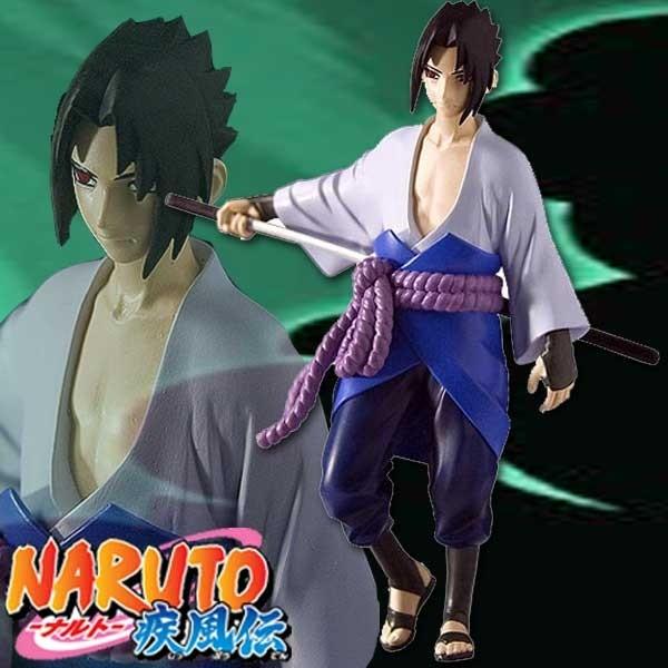 Naruto Shippuden: Sasuke Vinyl Figur