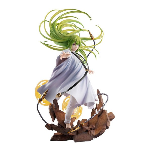 Fate/Grand Order - Absolute Demonic Front: Babylonia - Kingu non Scale PVC Statue
