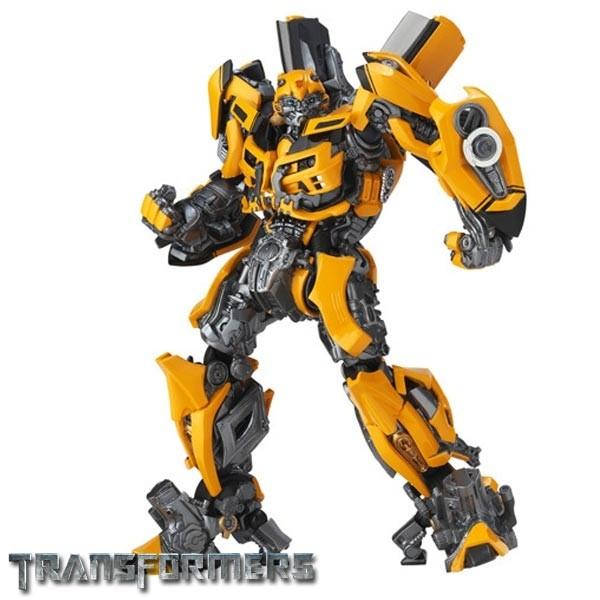 Transformers: Bumblebee Sci-Fi Revoltech
