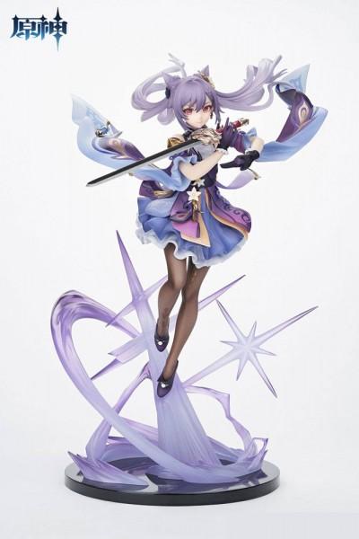 Genshin Impact: Keqing Piercing Thunderbolt Ver. 1/7 PVC Statue