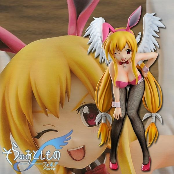 Sora no Otoshimono: Astraea Bunny Ver. 1/4 PVC Statue