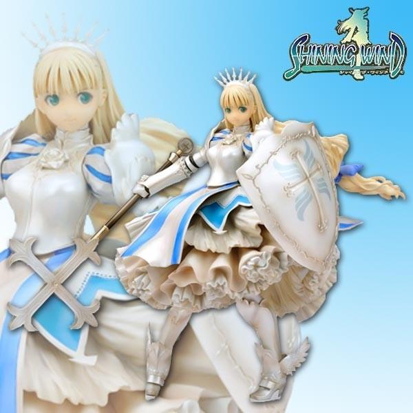 Shining Wind: Clalaclan Philias Armor Ver. 1/8 Scale PVC Figure