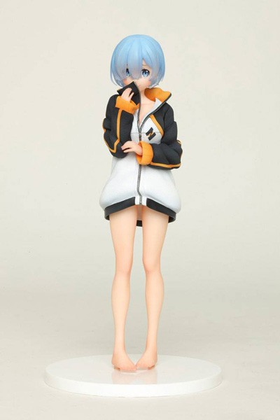 Re:ZERO -Starting Life in Another World: Rem Subaru's Training Suit Ver. non Scale PVC Statue