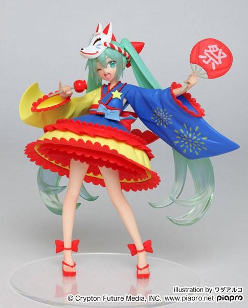 Vocaloid 2: Miku Hatsune 2nd Season Summer Ver. non Scale PVC Statue