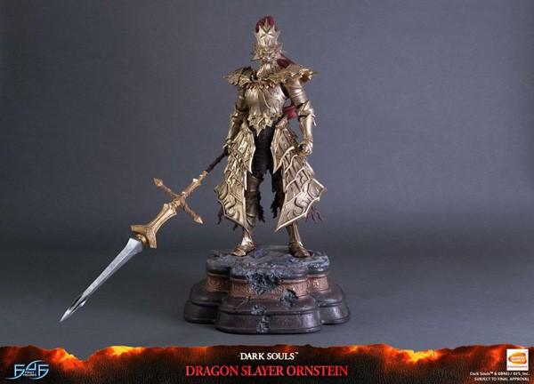 Dark Souls: Drachentöter Ornstein Statue