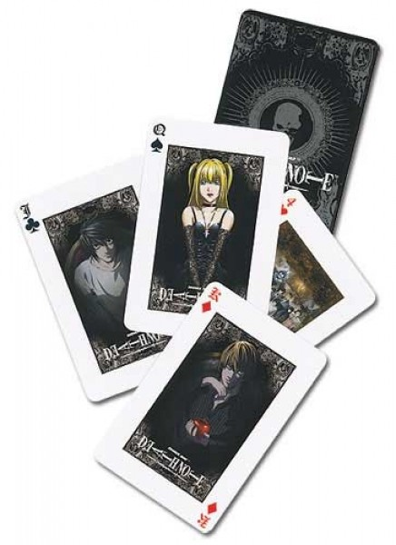 Death Note: Playing Cards