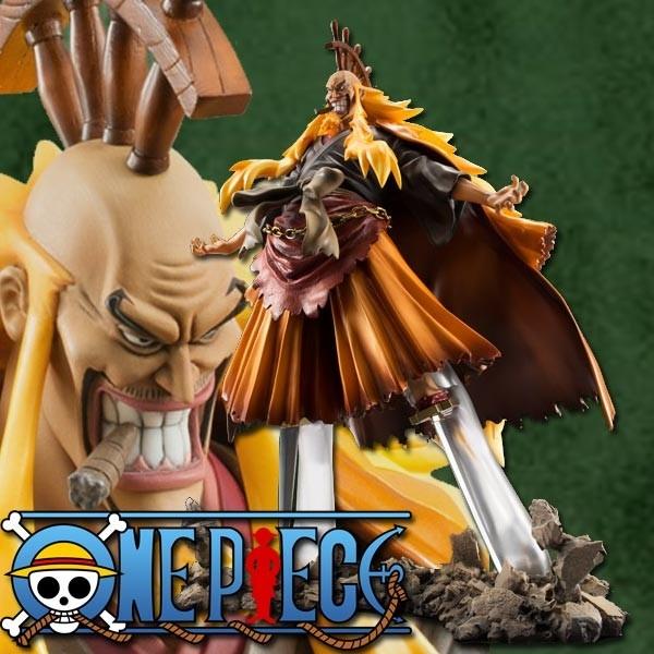 One Piece: P.O.P. SE-Maximum Lion Shiki 1/8 Scale PVC Statue