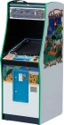 1/12 NAMCO Galaxian Arcade Machine Collection Mini Replik