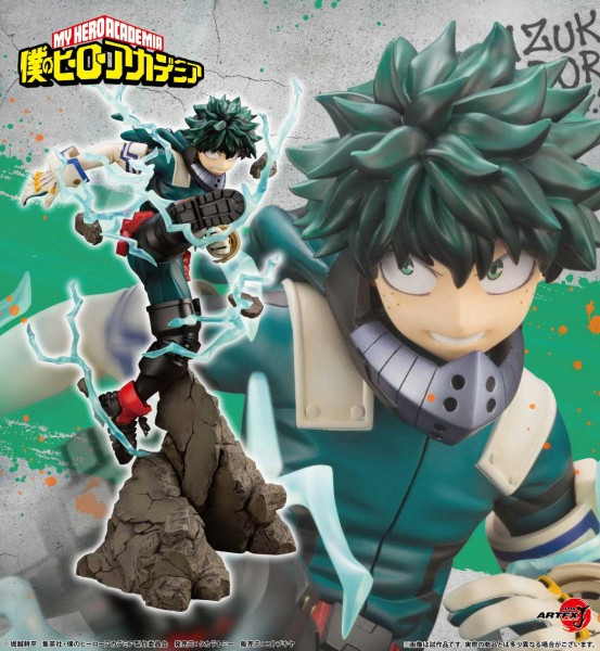 My Hero Academia: ARTFX-J Izuku Midoriya Ver. 2 Bonus Edition 1/8 Scale PVC Statue