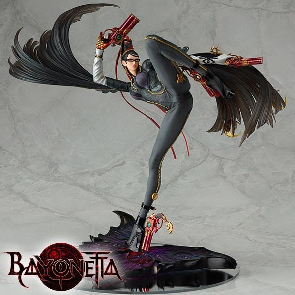 Bayonetta 1/8 Scale PVC Statue