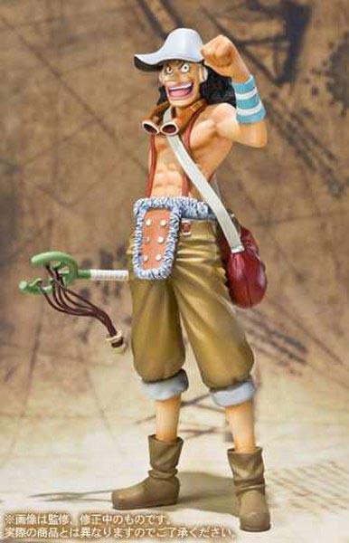 One Piece: Figuarts Zero Usopp New World Ver. non Scale PVC Statue