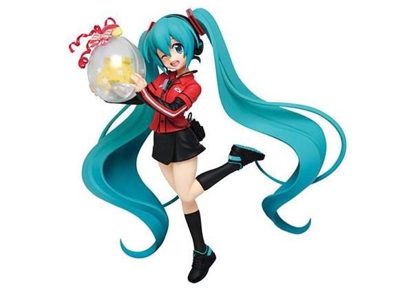 Vocaloid 2: Miku Hatsune Taito Uniform Ver. non Scale PVC Statue