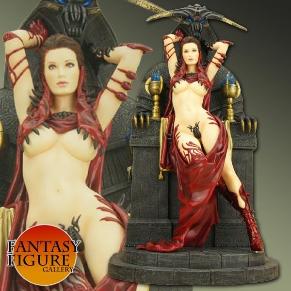Fantasy Figure Gallery - The Sacrifice Exclusive PVC Statue