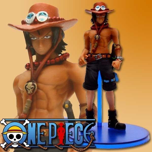 One Piece: High Spec Color Figure Ace
