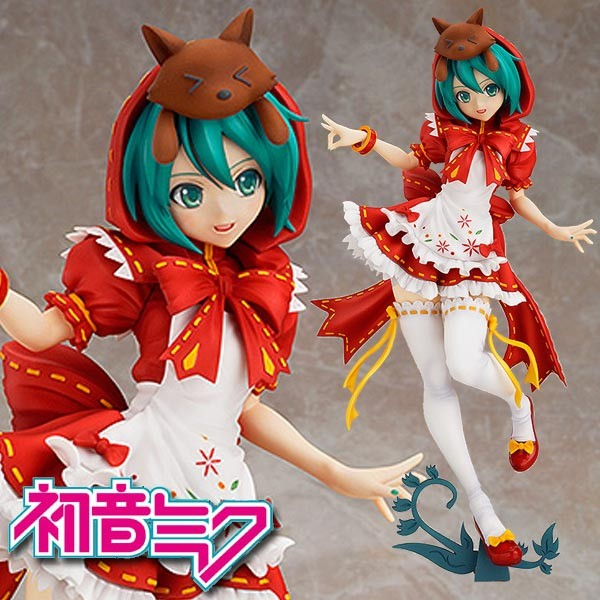 Vocaloid 2: Project DIVA 2nd Mikuzukin 1/7 Scale PVC Statue