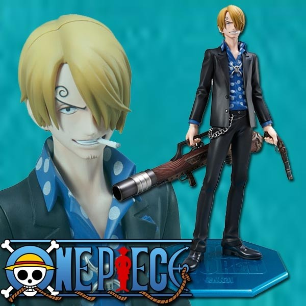 One Piece: P.O.P. Sanji Strong Edition 1/8 Scale PVC Statue