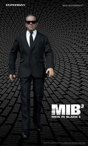 Men in Black III: Agent K Real Masterpiece Actionfigure
