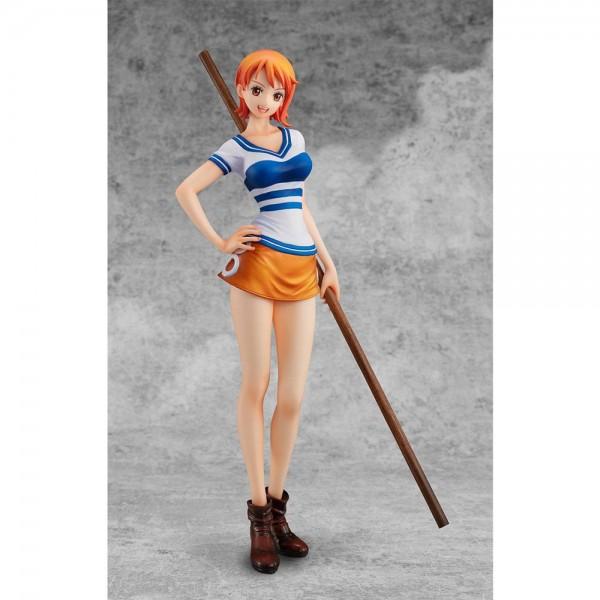 One Piece: P.O.P. Playback Memories Nami non Scale PVC Statue
