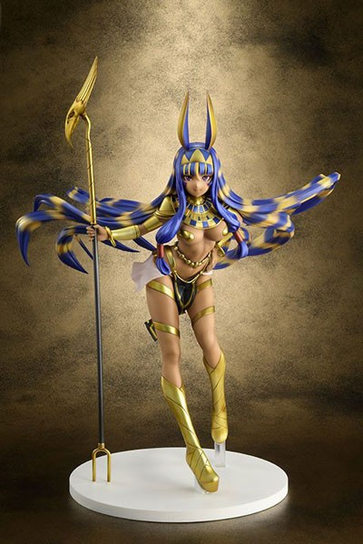 Fate/Grand Order: Caster/Nitocris 1/7 Scale PVC Statue
