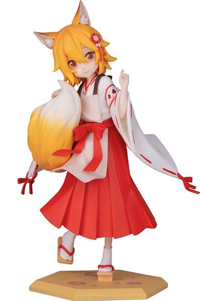 The Helpful Fox Senko-san: Senko 1/7 Scale PVC Statue