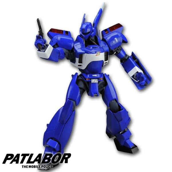 Mobile Police Patlabor: Ingram 1/24 Actionfigure
