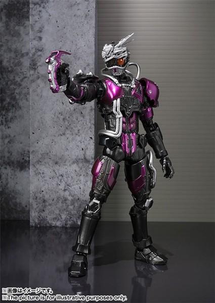 Kamen Rider: S.H. Figuarts Mashin Chaser Action Figure