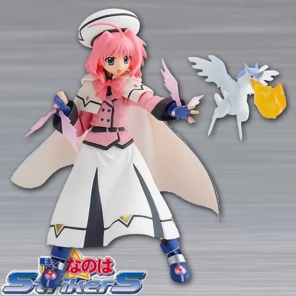Magical Girl Lyrical Nanoha Strikers: Caro Ru Lushe Barrier Jacket Version - Figma