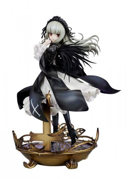 Rozen Maiden Suigintou non Scale PVC Statue