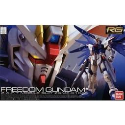 Gundam - RG ZGMF-X10A Freedom Gundam
