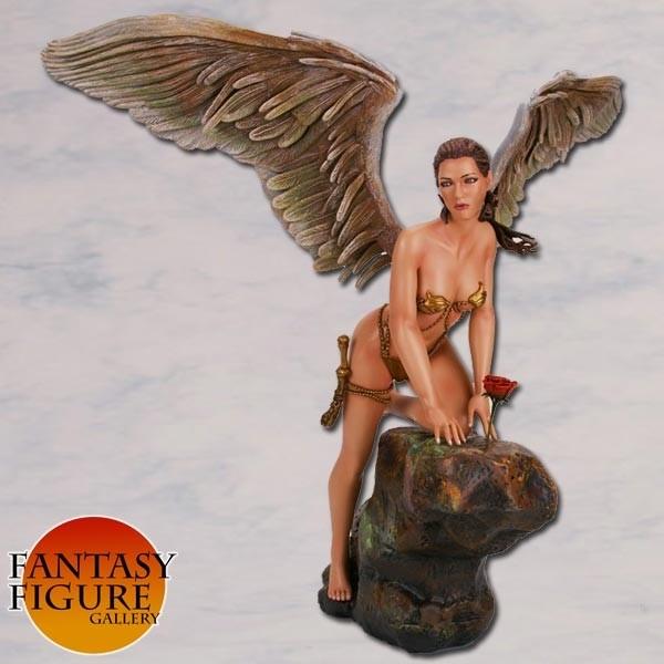 Fantasy Figure Gallery - Her Garden (Boris Vallejo) Resin Statue