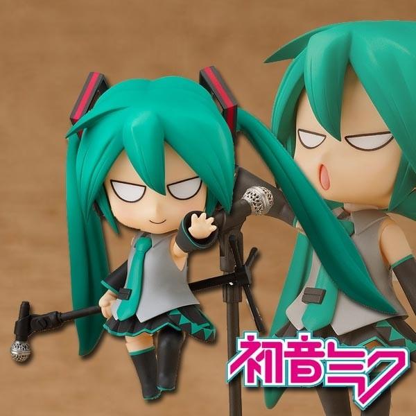 Vocaloid 2: Shuukan Hajimete no Miku Hatsune - Nendoroid