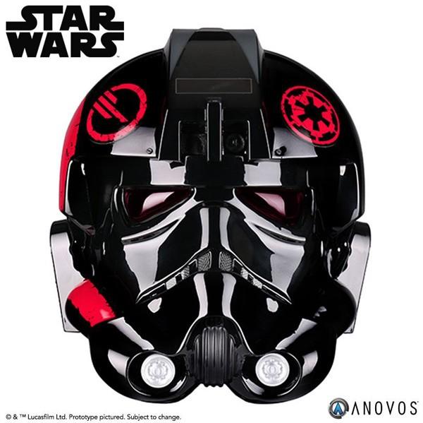 Star Wars - Replik 1/1 Inferno Squad Commander Iden Versio Helm Accessory Ver.