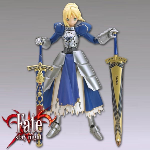 Fate/stay night: Saber Armor Ver. - Figma