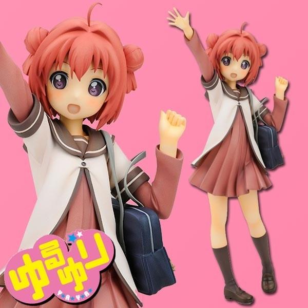 YuruYuri: Akari Akaza 1/8 Scale PVC Statue
